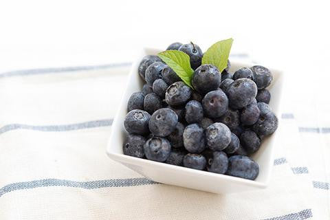 Cook on the Wild Side: Fresh Blueberry Freezer Jam