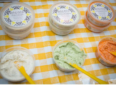 Picnic Gourmet Spreads