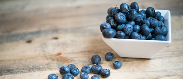 Cook on the Wild Side: Fresh Blueberry Freezer Jam – From