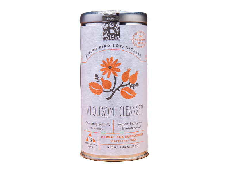 Wholesome Cleanse Tea