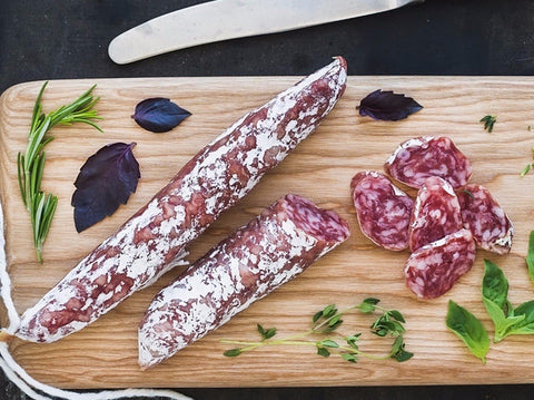One Wild Fennel Salami