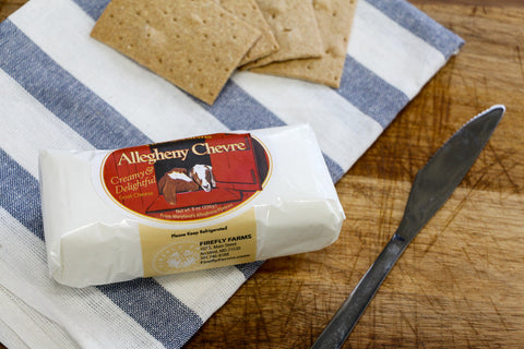 Allegheny Chevre Cheese