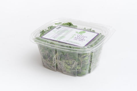 Mild Mix Microgreen Salad