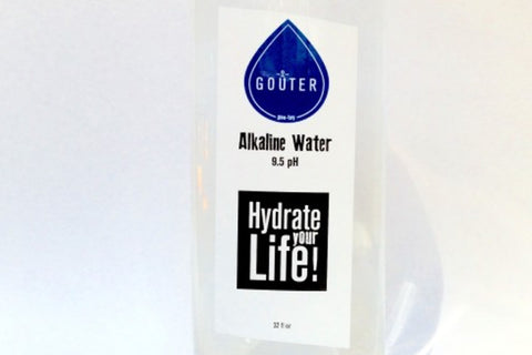 9.5 pH Alkaline Water