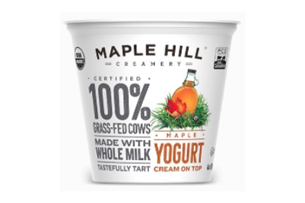 Maple Yogurt