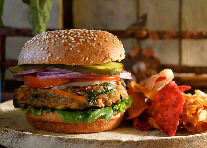 Original Veggie Burger