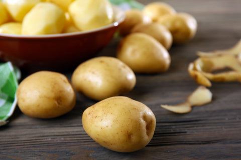 New Gold Potatoes
