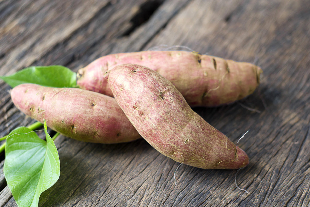 Fingerling Sweet Potatoes