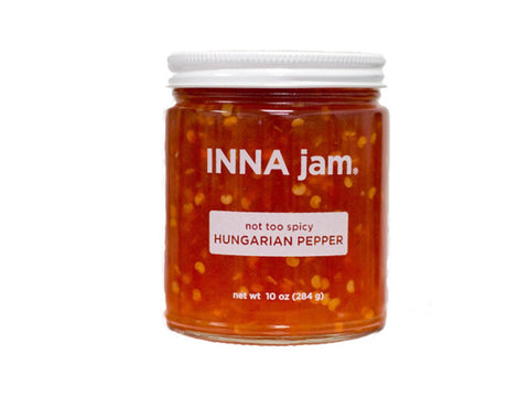 Hungarian Pepper Jam