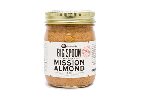 Mission Almond Nut Butter