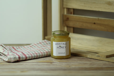 Georgetown Raw Honey