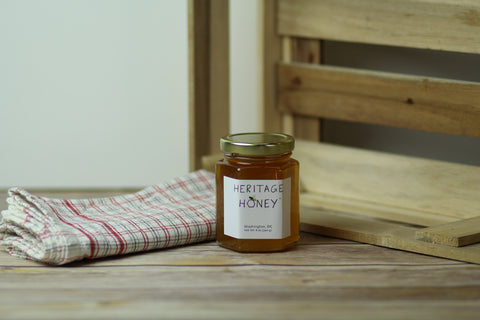 Lewes Raw Honey