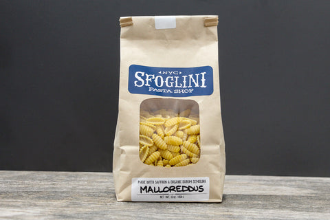 Malloreddus Dried Pasta