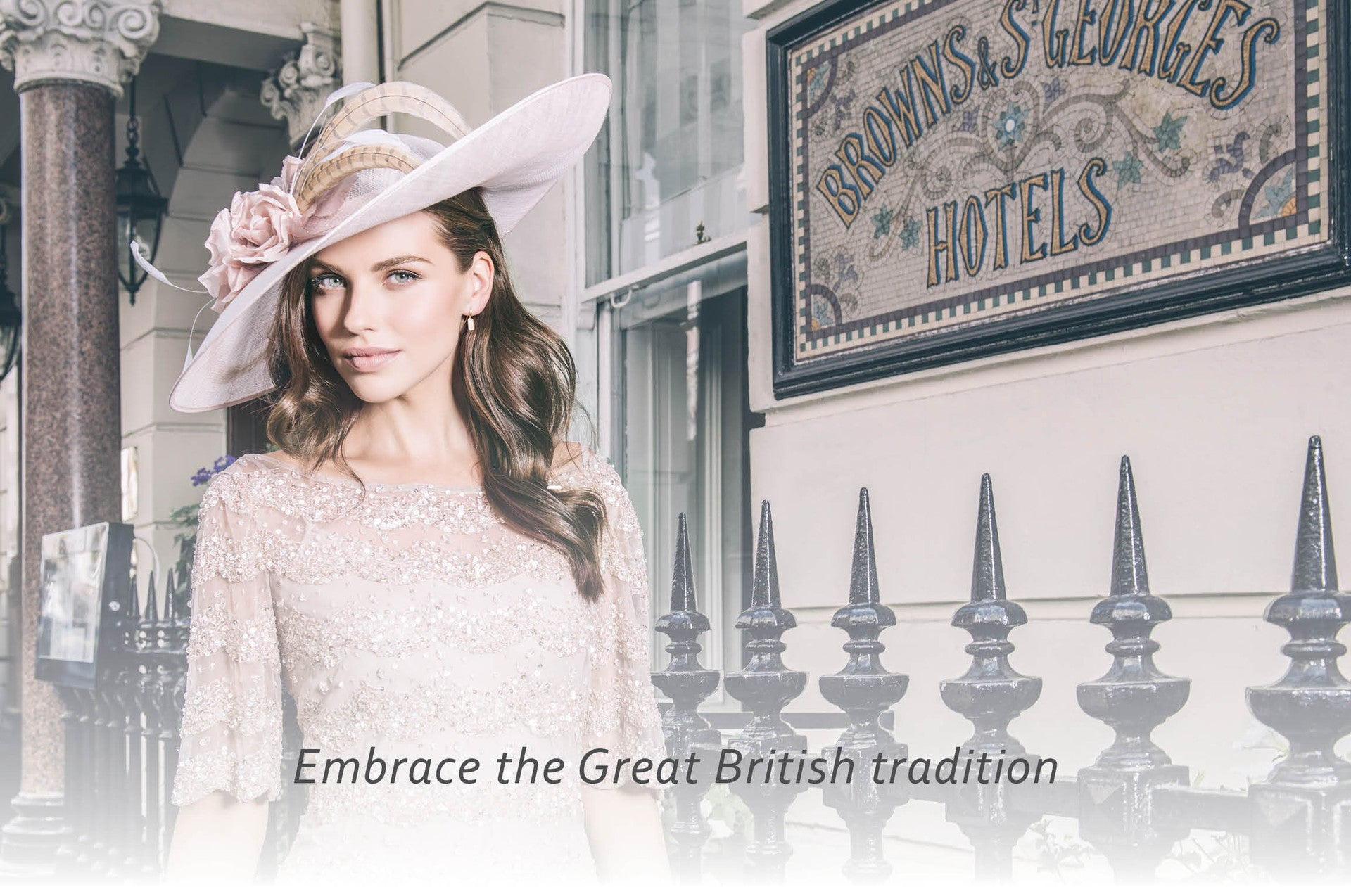 Embrace the great British tradition