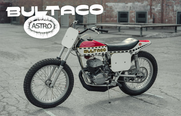 Bultaco Astro - Window Bike March 2020
