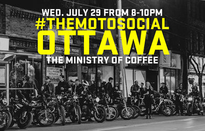 The MotoSocial's Headed to Ottawa!