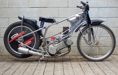 Jawa Speedway Bike | April 2015 Window Bike