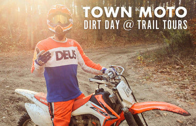 TM Dirt Day at Trail Tours