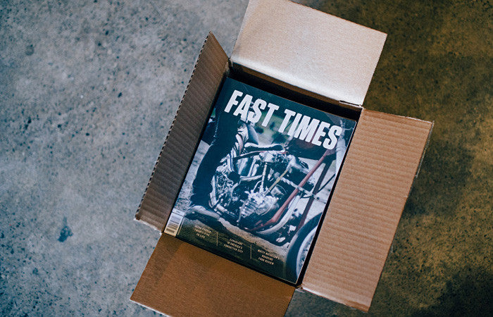 FAST TIMES MAGAZINE LAUNCH & WRENCHING PHOTO SHOW