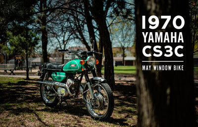 1970 Yamaha CS3C | May 2019 Window Bike