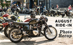 Town Moto August 2019 Ride-In Photo Recap