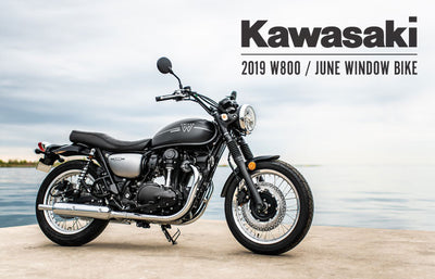 2019 Kawasaki W800 | June 2019 Window Bike