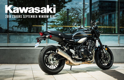 2018 Kawasaki Z900RS - September 2018 Window Bike