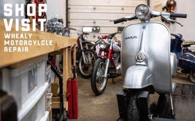 Shop Visit: Whealy Motorcycle Repair