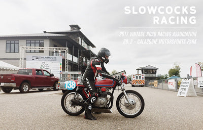 Slowcock's Racing - VRRA 2017 Rd.2 Calabogie Race Report