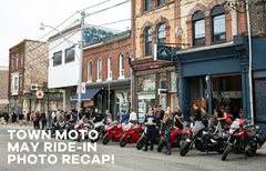 Town Moto May 2019 Ride-In Photo Recap