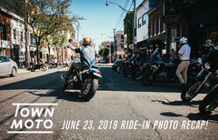 Town Moto June 2019 Ride-In Photo Recap