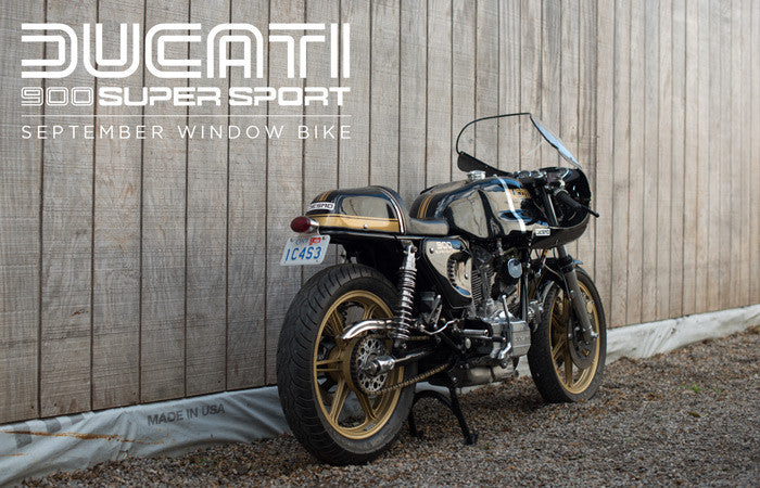 1980 Ducati 900 Supersport