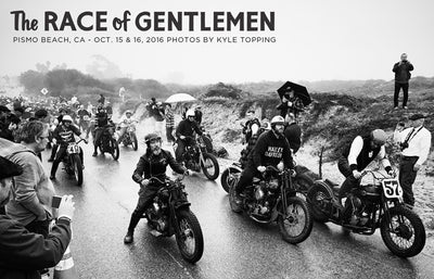 The Race of Gentlemen 2016, Pismo Beach, CA
