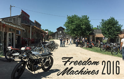 Freedom Machines 2016