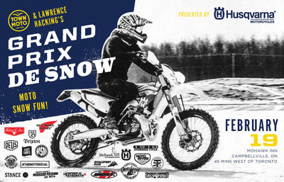 Grand Prix de Snow - Sunday FEB 19!!!