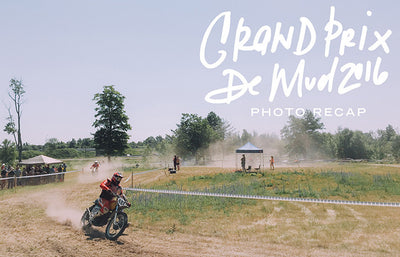 Lawrence Hacking's Grand Prix de Mud 2016
