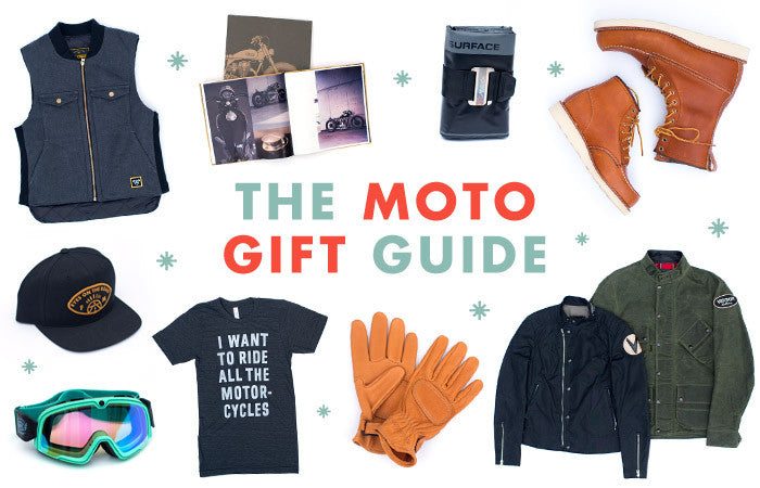 The Moto Gift Guide