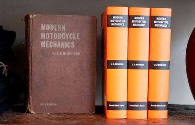 Buy Modern Motorcycle Mechanics at Town Moto
