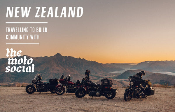 The Moto Social - Traveling to Build Community Part II - Auckland, NZ