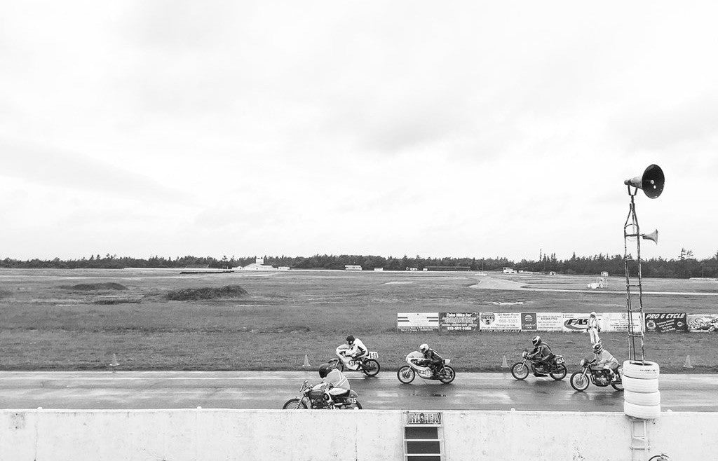 Vintage Motorcycle Racing at the Quinte TT