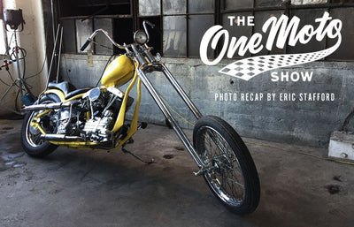 The 1 Moto Show 2017 - Photo Recap