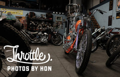 Throttle FMC - Photos by Hon