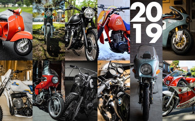 Town Moto 2019 Window Bikes Recap