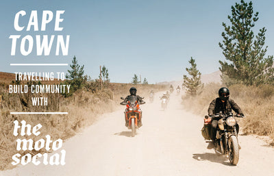 The Moto Social - Traveling to Build Community - Cape Town, South Africa