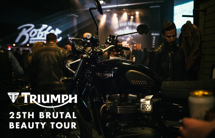 Triumph's Brutal Beauty Tour in Toronto