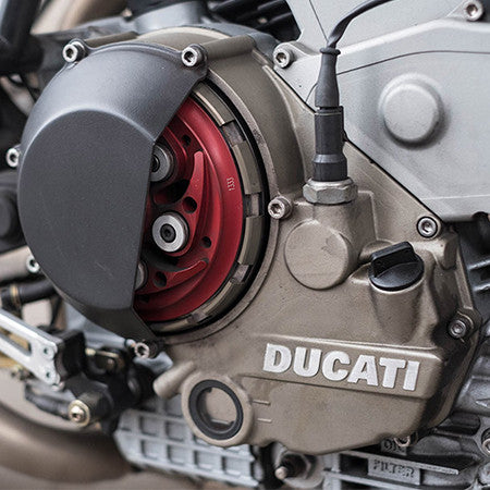 Walt Siegl - Ducati Leggero Town Moto Window Bike February 2017