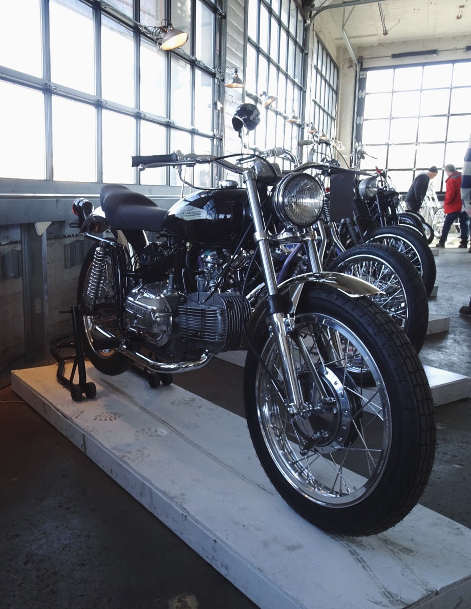 1968 HD Aermacchi Sprint SS by Fromotos