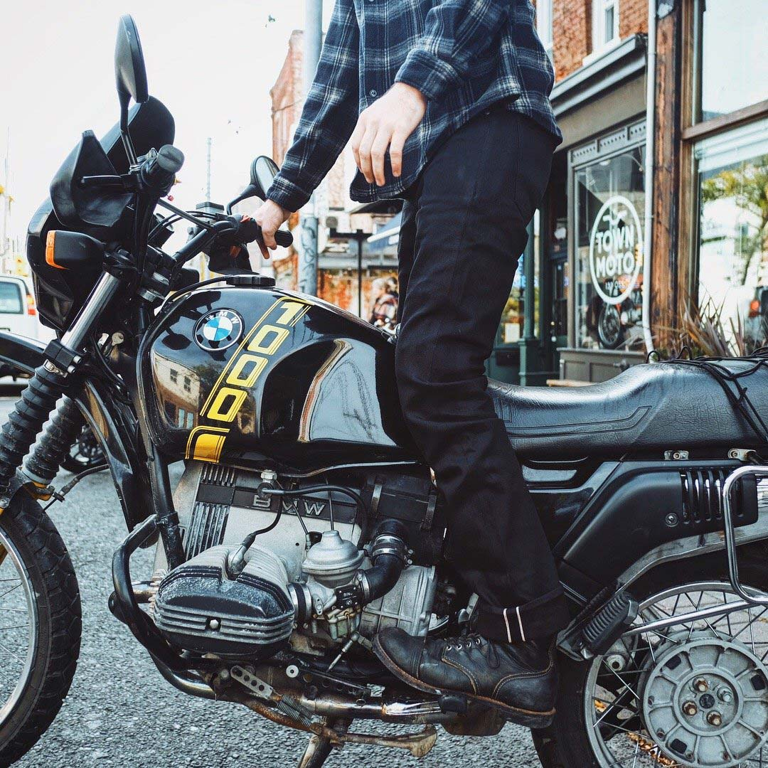 Resurgence Motorcycle Denim