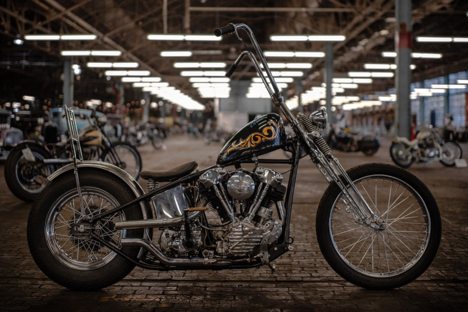 The Congregation Vintage Motorcycle Show 2019