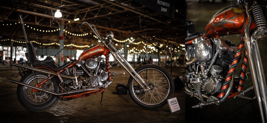 The Congregation Vintage Motorcycle Show 2019 Photo Recap